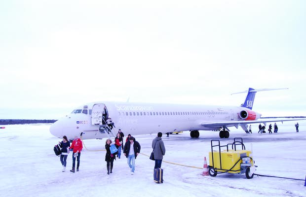 Aéroport de Kiruna