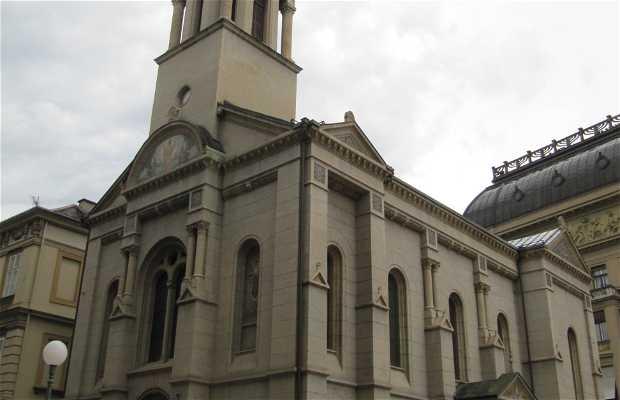 Petra Preradovica Square