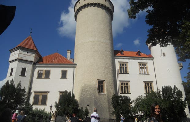 Castello di Konopiště