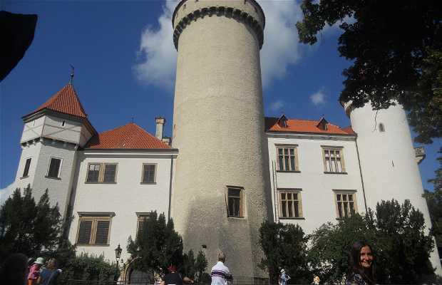 Castillo de Konopiště