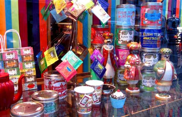 Kusmi Tea Lisboa