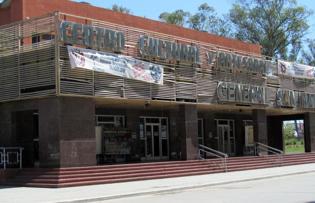 General San Martín Cultural Center