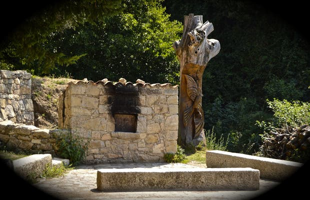 Horno público (Sainte-Lucie-de-Tallano)