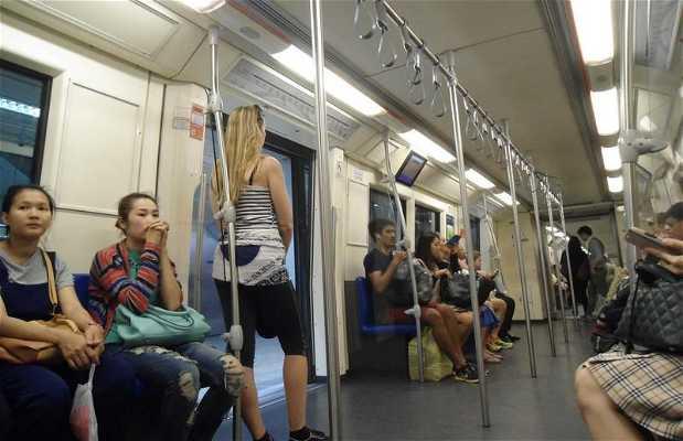 Metro di Bangkok