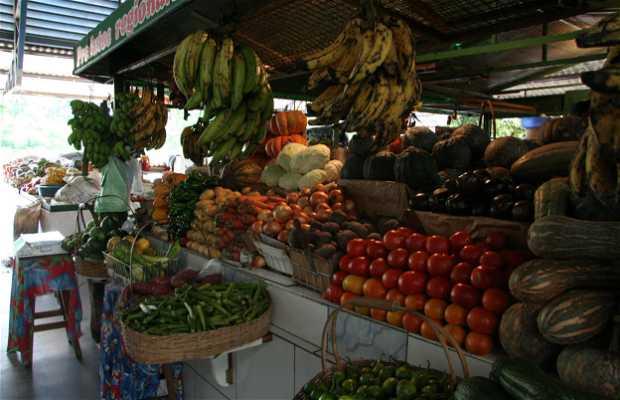 Mercado do Porto de Cuiabá