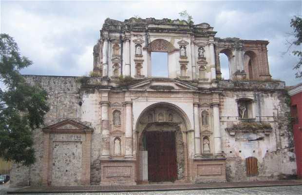 Tempio della Compagnia di Gesù ad Antigua