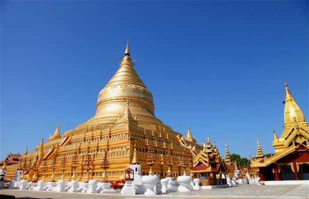 La Pagoda Shwezigon