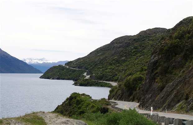 From Te Anau to Lake Wanaka