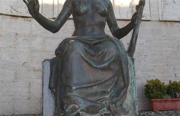 Monument à Francesco Cilea