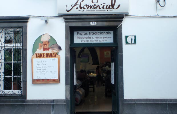 A Comercial - Pastelaria & Restaurante