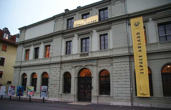 Musée Espace Arlaud