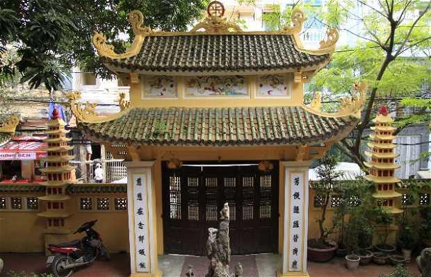 Ngu Xa Pagoda