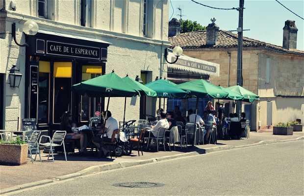 Cafe de l'esperance