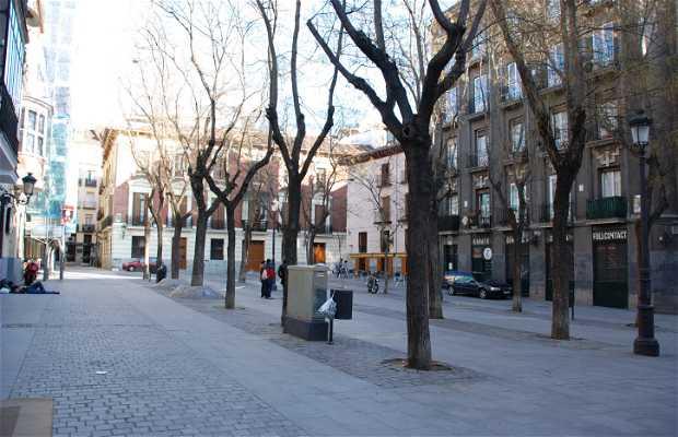 Place del Conde de Barajas