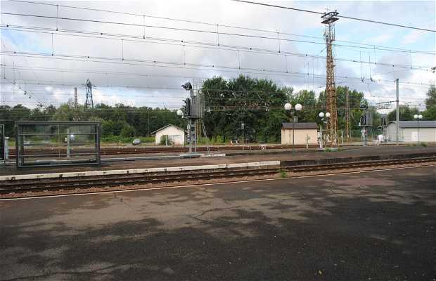 Estación de trenes de Pau