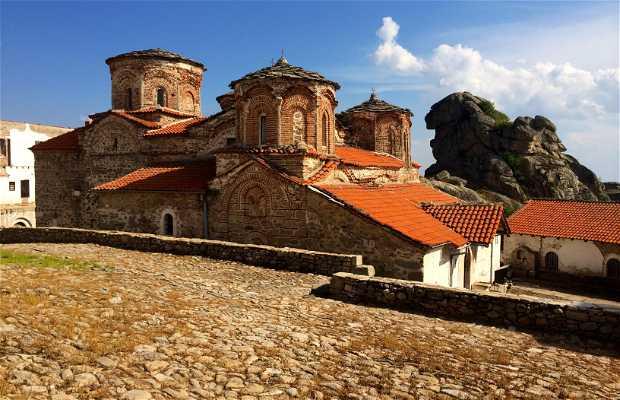 Monasterio de Treskavec