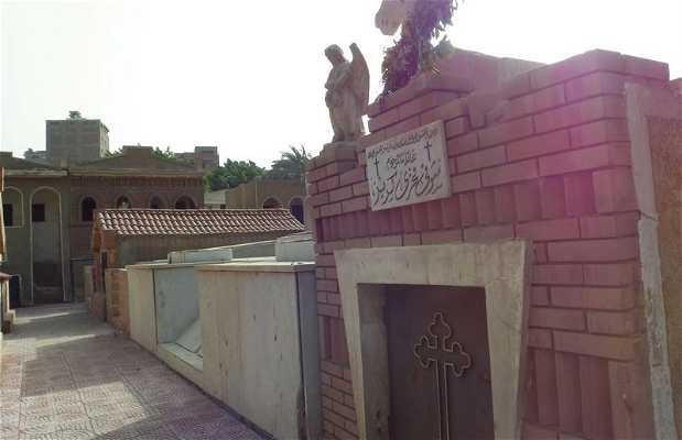 Cementerio Copto