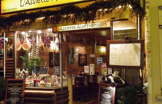 Restaurante L'Assiette Aux Fromages