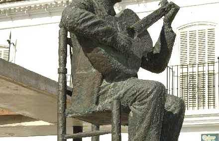 Monumento a Juan Breva