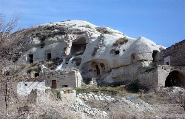 Pueblo de Çavusin