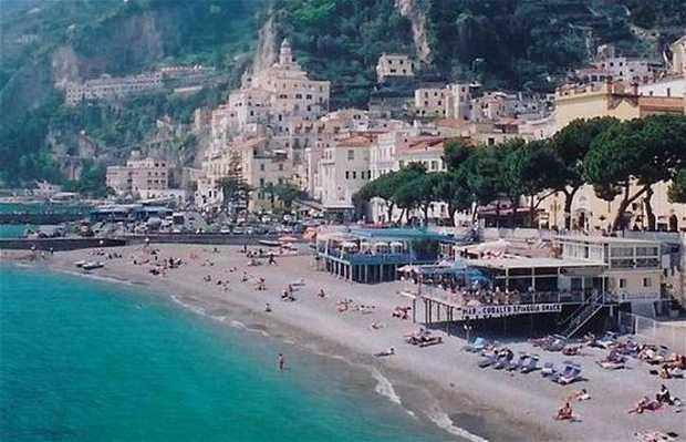 Playas de Amalfi
