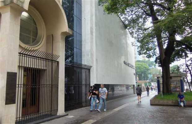 L'hôpital Sainte Catarina
