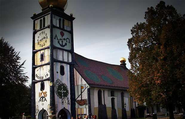 Santa Barbara church