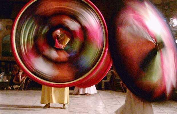 Dança dos Dervishes