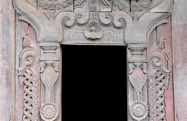 Monasterio de Bagaya