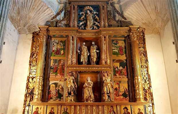 Iglesia - Museo Parroquial de Santa Eulalia