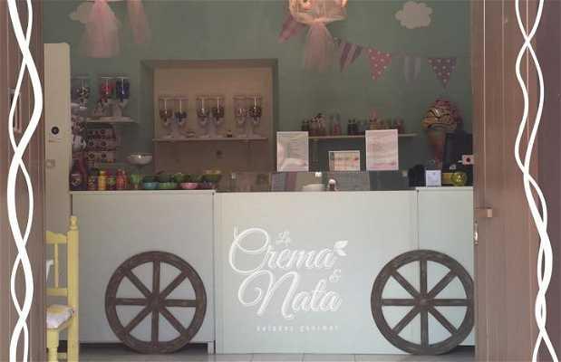 La Crema & Nata - Helados Gourmet