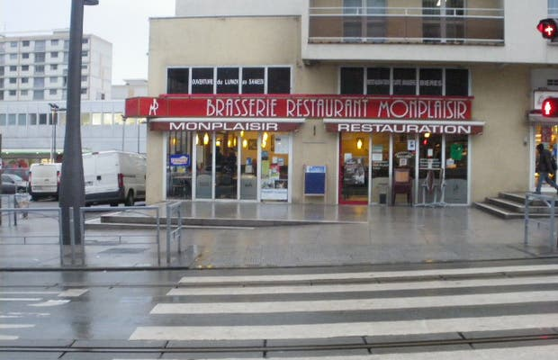 Brasserie Restaurant Monplaisir