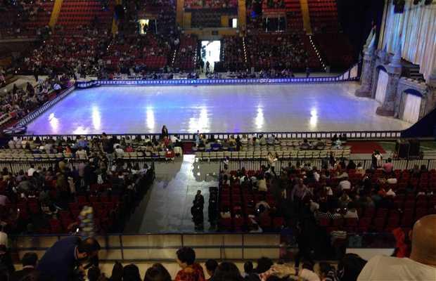 Palacio de deportes de sevilla pabell n san pablo en sevilla 5 opiniones y 2 fotos - Pabellon de deportes madrid ...