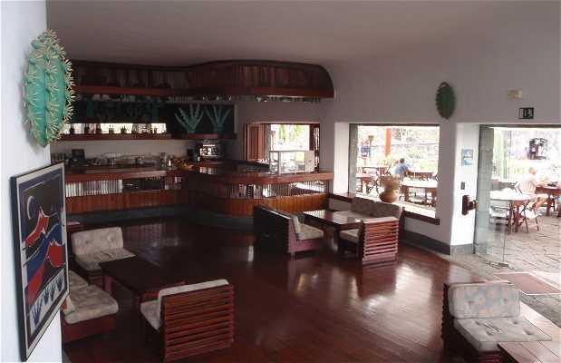 Restaurante Jardín de Cáctus