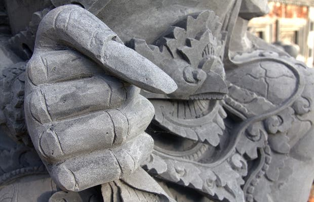 Templio del Lago Buyan