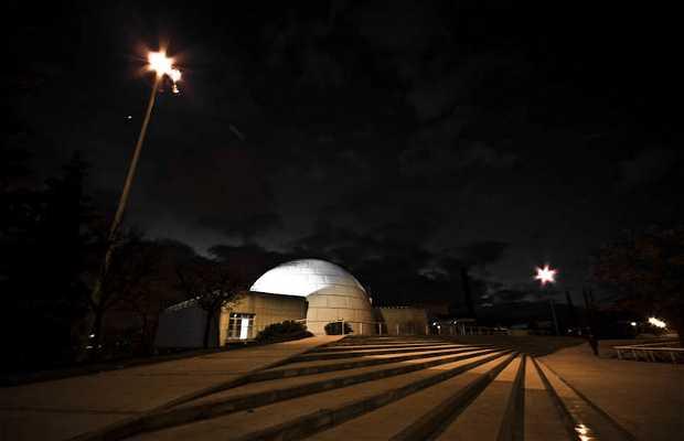 Imax Madrid (el Planetario)