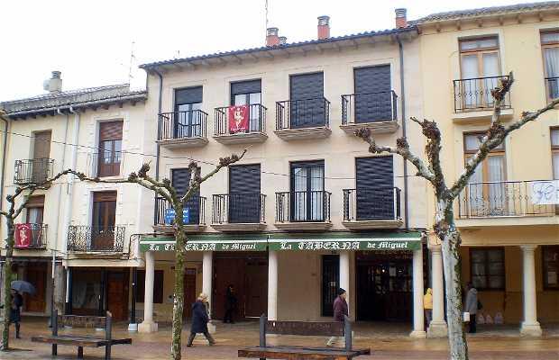 Ristorante la Taverna di Miguel a Sahagún