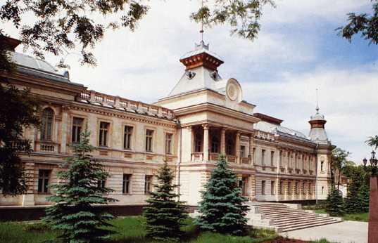 Musée Nationel d'Histoire de Moldavie