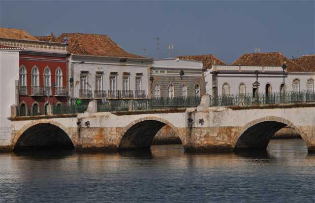 El puente de Tavira