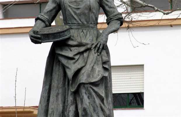 Monumento a la Mujer Estibadora
