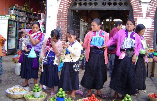 San Cristobal Indígena