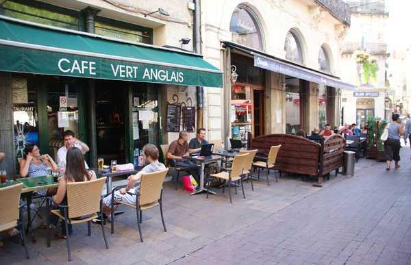 Café Vert Anglais