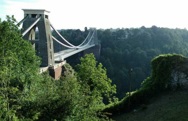 Il Ponte Sospeso di Clifton, Bristol