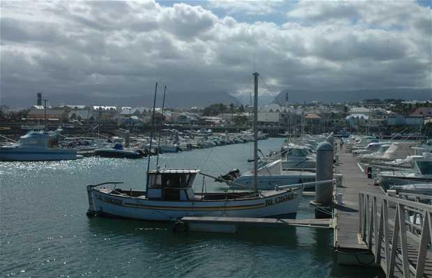 Puerto de Saint Pierre