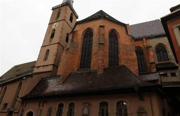 Eglise Catholique St Pierre Le Vieux