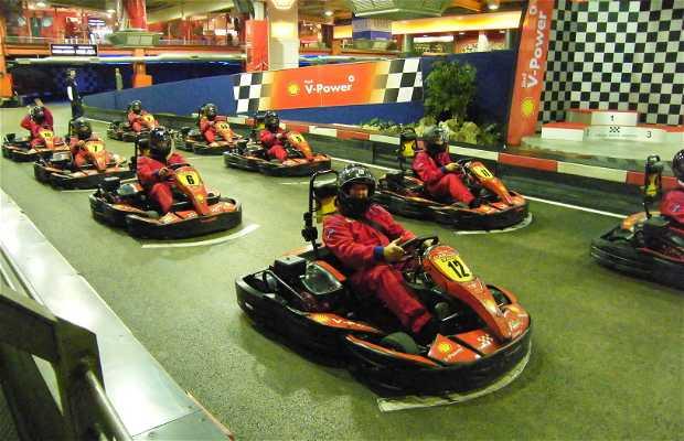 Karting Carlos Sainz Center