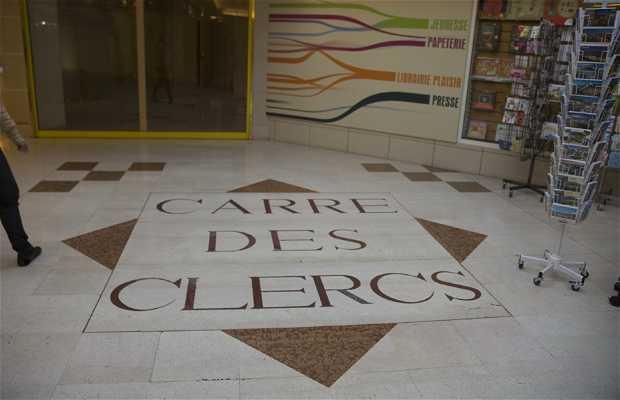 Carré des Clercs