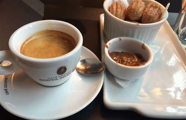 Café Livraria Cultura