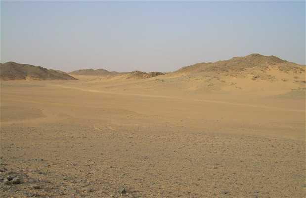 Desierto Nubio