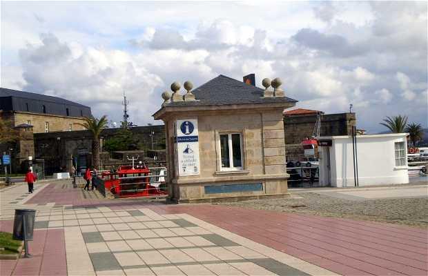 Oficina de turismo puerto de ferrol en ferrol 1 for Oficina de turismo a coruna